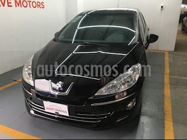 Peugeot 408 Allure HDi usado (2012) color Negro precio $412.000
