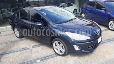 Foto venta Auto usado Peugeot 408 Allure NAV 2014/15 (2013) color Azul precio $190.000