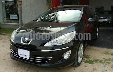 Foto venta Auto usado Peugeot 408 Allure NAV 2014/15 (2012) color Negro