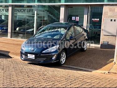 Foto venta Auto usado Peugeot 408 Allure NAV 2014/15 (2015) color Azul precio $390.000