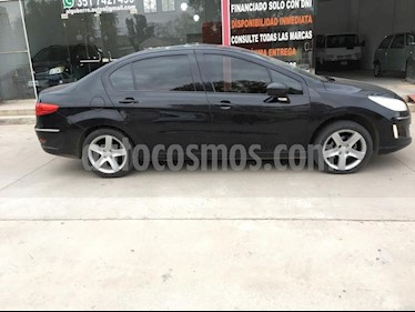 Foto venta Auto usado Peugeot 408 Allure NAV 2014/15 (2013) color Negro precio $395.000