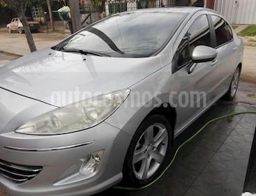 Foto venta Auto usado Peugeot 408 Allure+ NAV (2013) color Gris Grafito precio $410.000