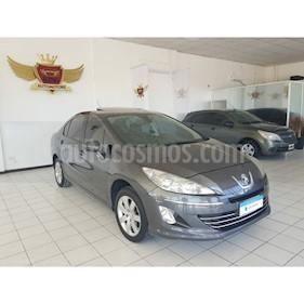 Foto venta Auto usado Peugeot 408 Allure+ NAV (2012) color Gris Grafito precio $360.000