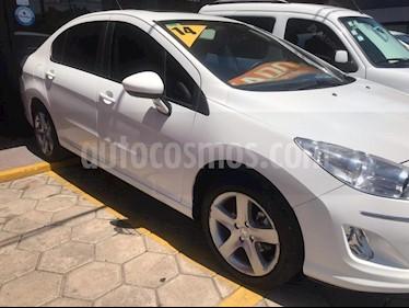 Foto venta Auto usado Peugeot 408 Allure NAV (2014) color Blanco precio $400.000