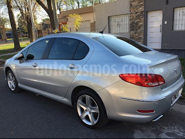 Foto venta Auto usado Peugeot 408 Allure+ NAV (2013) color Gris Aluminium precio $350.000