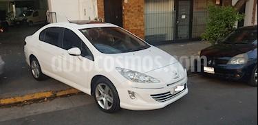 Foto venta Auto usado Peugeot 408 Allure+ NAV (2013) color Blanco precio $375.000