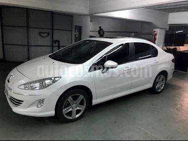 Foto venta Auto usado Peugeot 408 Allure+ NAV (2015) color Blanco precio $440.000