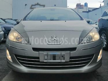 foto Peugeot 408 Allure NAV usado (2013) color Bronce precio $430.000