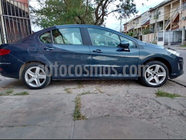 Peugeot 408 Allure NAV usado (2013) color Azul precio $450.000