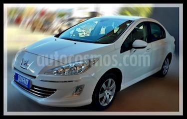 Peugeot 408 Allure Pack 1.6 HDi usado (2013) color Blanco precio $500.000