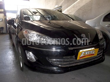 Foto venta Auto usado Peugeot 408 Allure Pack 1.6 HDi (2011) color Negro precio $329.000