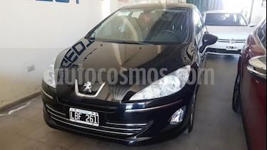 Peugeot 408 Allure Pack 1.6 HDi usado (2012) color Negro precio $490.000