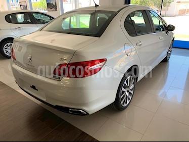 Peugeot 408 Allure Pack 1.6 THP Tiptronic usado (2019) color Blanco precio $1.190.000