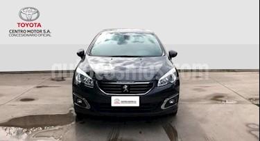 Foto venta Auto usado Peugeot 408 Allure Plus THP (2016) color Gris Oscuro precio $580.000