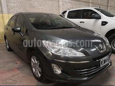 Foto venta Auto usado Peugeot 408 Allure (2012) color Gris Grafito precio $325.000