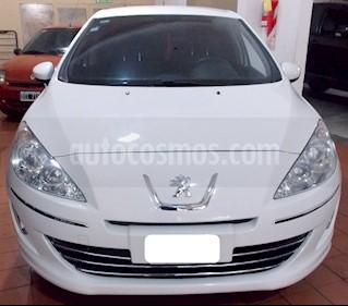 Foto venta Auto usado Peugeot 408 Allure (2014) color Blanco Banquise precio $385.000