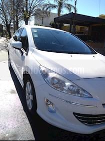 Foto venta Auto usado Peugeot 408 Allure (2014) color Blanco precio $390.000