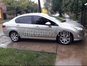 Peugeot 408 Allure usado (2012) color Gris precio $350.000