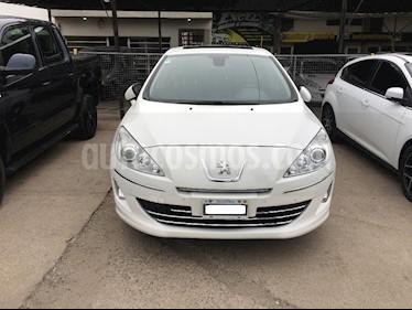 Peugeot 408 Allure NAV usado (2013) color Blanco precio $680.000