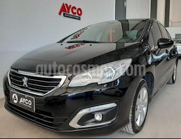 foto Peugeot 408 Allure HDi NAV usado (2016) color Negro Perla precio $1