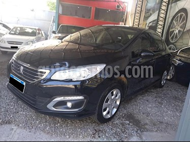 Peugeot 408 Active usado (2016) color Negro precio $650.000
