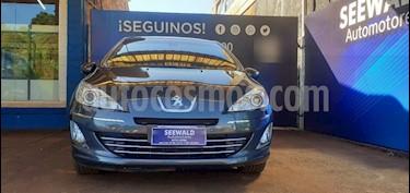 Peugeot 408 - usado (2015) color Gris Oscuro precio $810.000