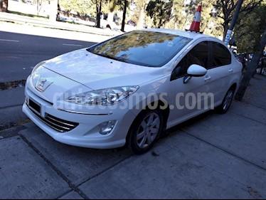 Peugeot 408 Allure 2014/15 usado (2014) color Blanco precio $520.000
