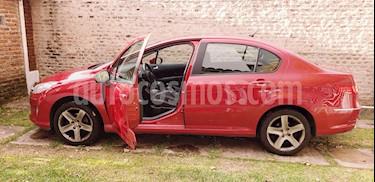 Peugeot 408 Allure+ Aut 2014/15 usado (2013) color Rojo precio $480.000