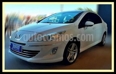 Peugeot 408 Active usado (2013) color Blanco precio $580.000
