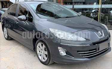 Peugeot 408 Feline usado (2012) color Gris Grafito precio $515.000