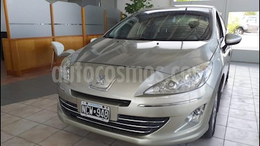 Peugeot 408 Allure 2014/15 usado (2013) precio $510.000