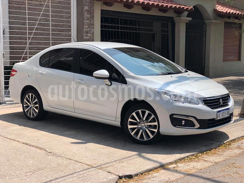 Peugeot 408 Allure Pack 1.6 THP Tiptronic usado (2019) color Blanco precio $1.750.000