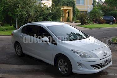 Peugeot 408 Allure HDi usado (2013) color Blanco precio $450.000