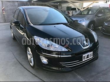 Peugeot 408 Active usado (2012) color Negro precio $755.000