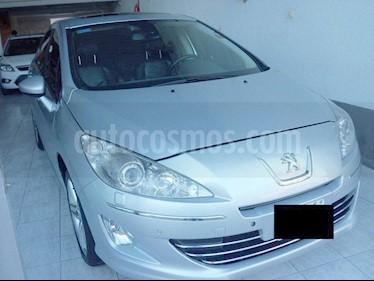 Peugeot 408 - usado (2012) color Gris precio $499.900