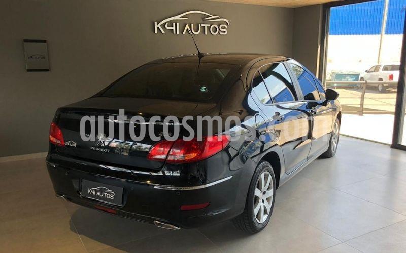 Peugeot 408 Allure usado (2011) color Negro precio u$s4.647
