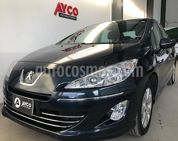 Peugeot 408 Allure usado (2015) color Azul Bourrasque
