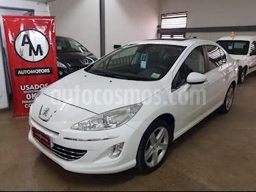 Foto venta Auto usado Peugeot 408 Feline 2014/15 (2011) color Blanco precio $360.000