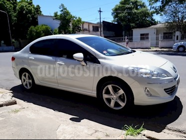 Foto venta Auto usado Peugeot 408 Feline 2014/15 (2014) color Blanco