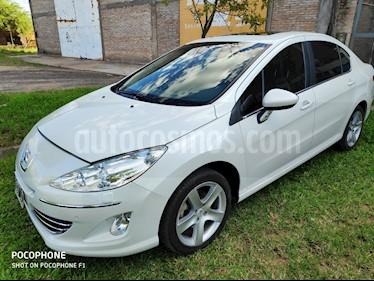 Foto venta Auto usado Peugeot 408 Feline 2014/15 (2014) color Blanco precio $490.000