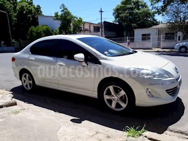 Foto venta Auto Usado Peugeot 408 Feline 2014/15 (2014) color Blanco Banquise