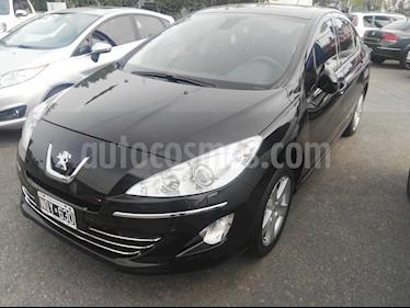 Foto Peugeot 408 Feline HDi usado (2014) color Negro precio $530.000