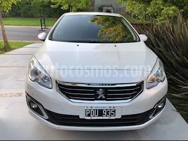 Foto venta Auto usado Peugeot 408 Feline THP Tiptronic (2015) color Blanco Banquise precio $513.000