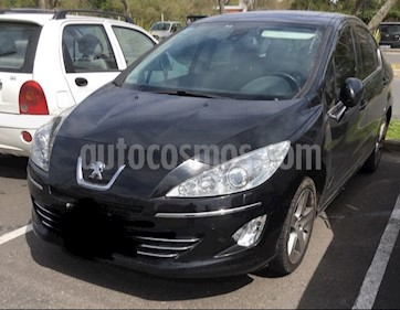 Peugeot 408 Feline usado (2015) color Negro Perla precio $545.000
