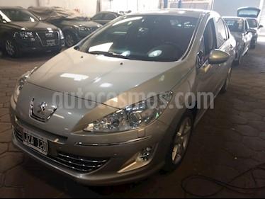 Foto venta Auto usado Peugeot 408 Feline (2011) color Gris precio u$s8.200