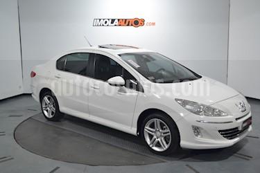 Foto venta Auto usado Peugeot 408 Sport (2018) color Blanco Banquise precio $415.000