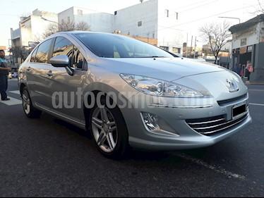 Peugeot 408 Sport usado (2013) color Gris Aluminium precio $439.000