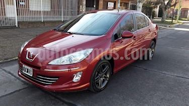 Foto Peugeot 408 Sport usado (2012) color Rojo Rubi precio $445.000