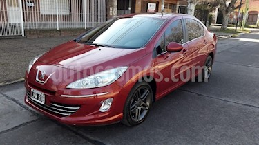 foto Peugeot 408 Sport usado (2012) color Rojo Rubí precio $445.000