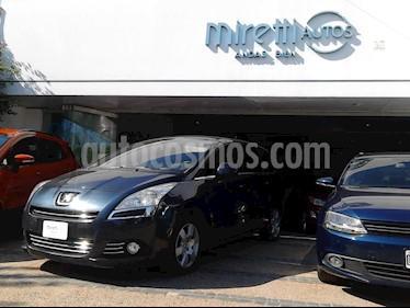 Foto venta Auto usado Peugeot 5008 SUV Allure THP Tiptronic (2014) color Azul precio $485.000